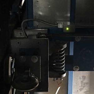 ESCM2000 under car